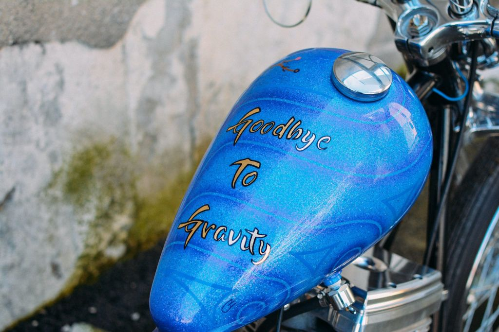 Detalii motor Goodbye to Gravity