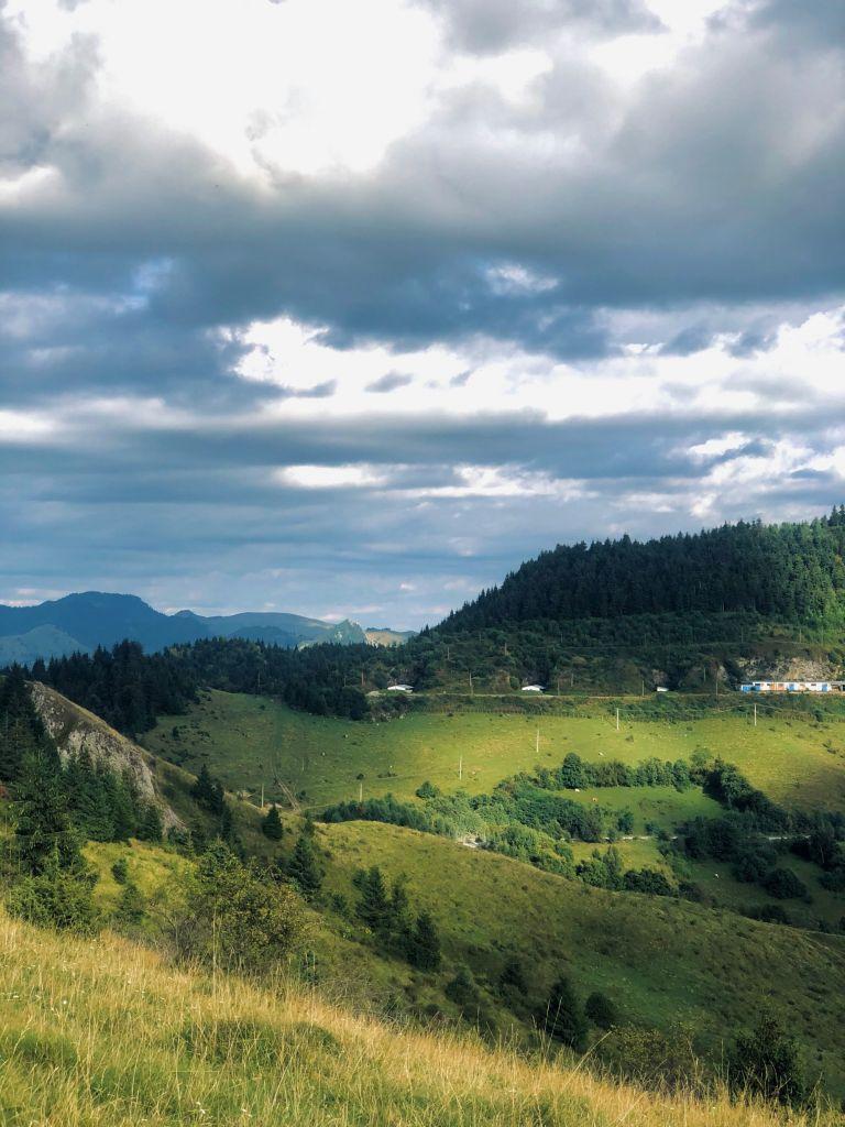 Vedere de pe Rotundu