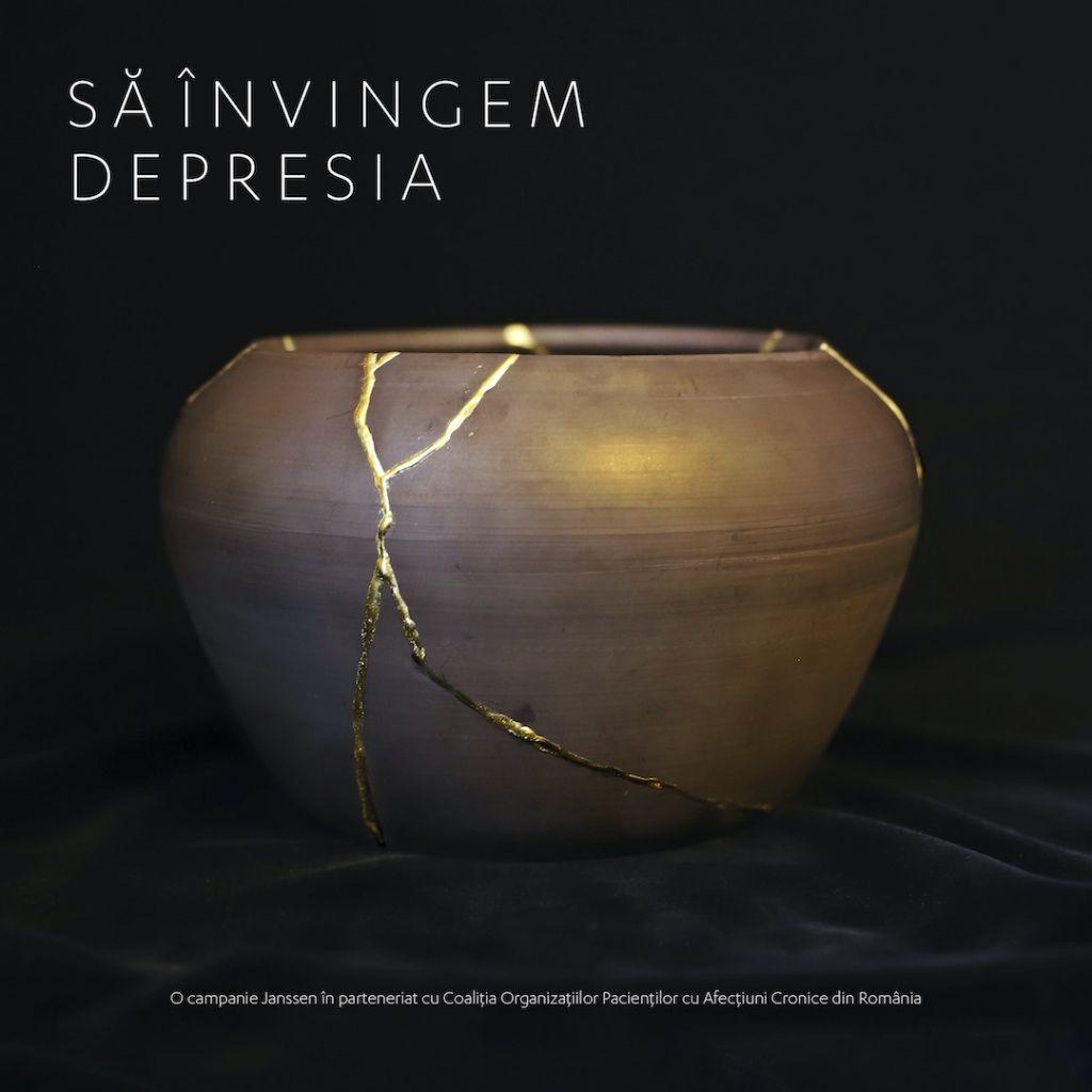 Să Învingem Depresia – metoda Kintsugi