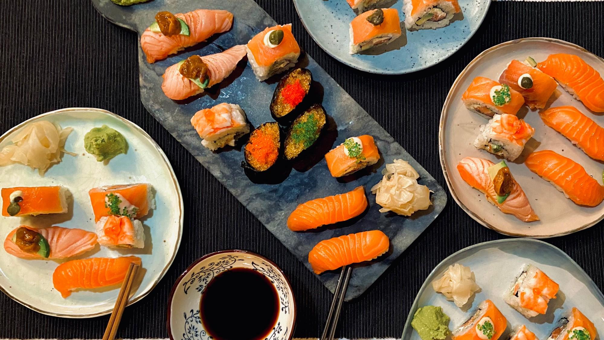 Tokyo Japanese Restaurant – Cluj Napoca