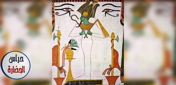 أسم ورمزية اوزيريس وأشكاله