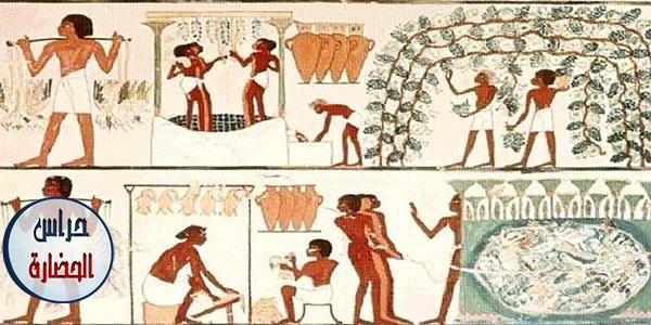 شم النسيم عيد الخصوبة والجمال في مصر القديمة (بحث كامل)