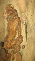 جثة من عصر ما قبل الاسرات