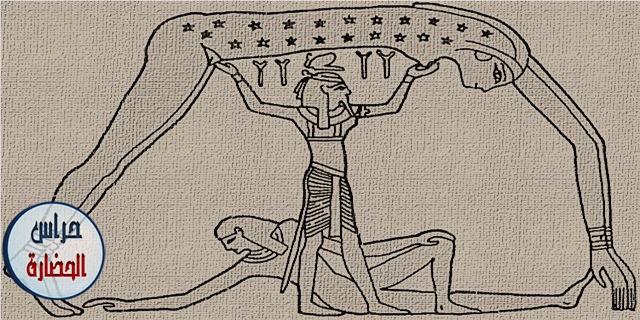 نظريات الخلق والظواهر الطبيعية عند المصريين القدماء