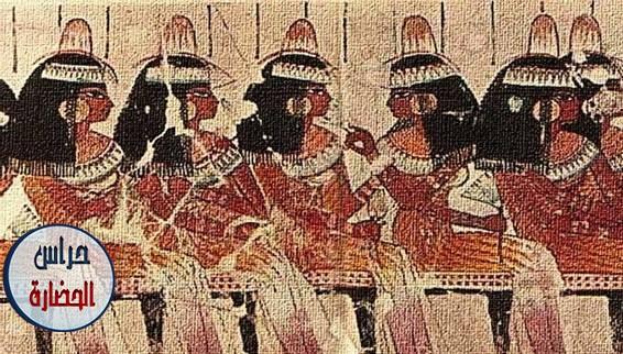 الوعي السياسي في مصر القديمة