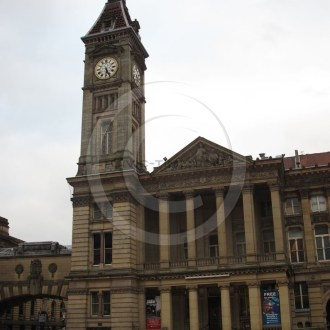 Birmingham Museum and Art Gallery Clock