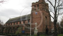 Our Lady and St Joseph's Church. Carlisle