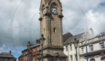 Musgrave clock tower, Penrith