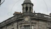 Carlisle HSBC clock