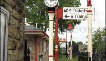 Clitheroe Railway Station, Lancashire