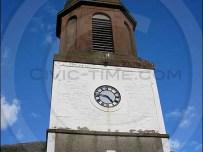 Kirkbean church clock