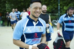 Libera Rugby Club porta l'orgoglio gay all'Arena Civica