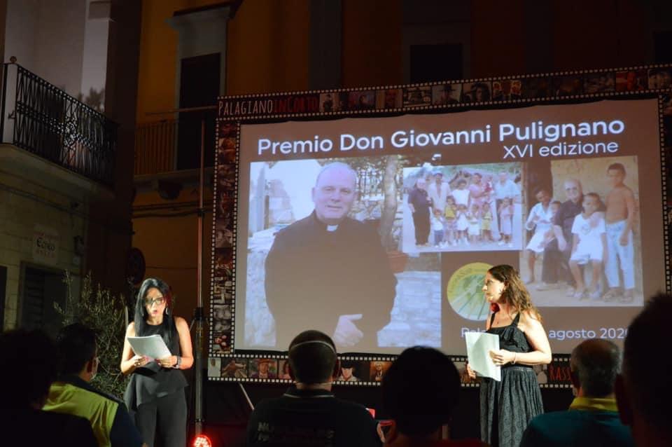 Palagiano in corto - premio don giovanni pulignano 2020