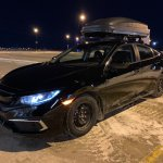 Read This Before Buying A Thule Roof Rack 2016 Honda Civic Forum 10th Gen Type R Forum Si Forum Civicx Com
