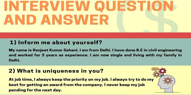 Interview question and answer|Interview question with answer