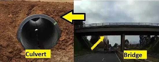Top 12 Difference between Culvert and Bridge