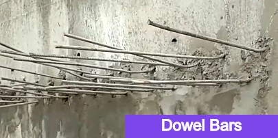 Dowel-Bars and Tie bars