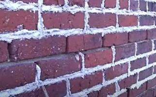 Brick masonry