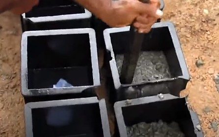 Concrete cube test Procedure | Strength of Concrete at with Passing Time