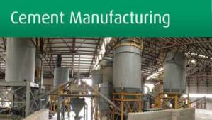 cement manufacturing navigation
