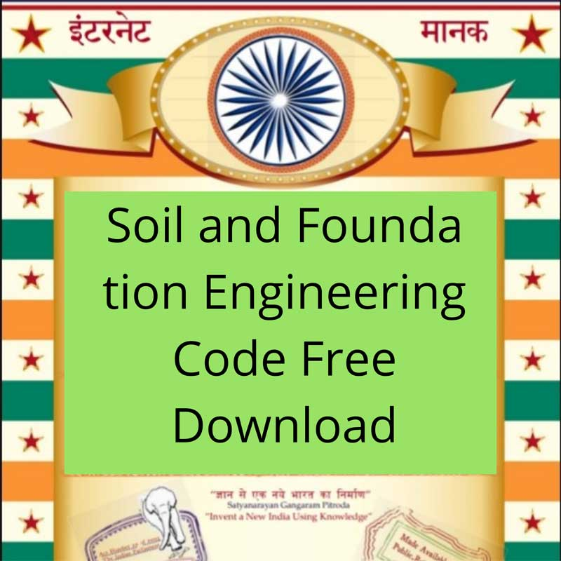 soil-and-foundation-engineering-code