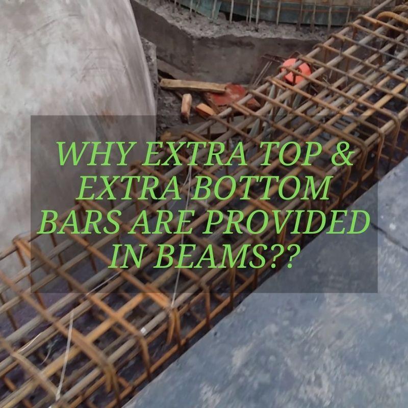 Why Extra Top & Extra Bottom Bars