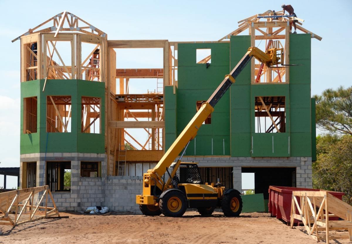 building construction process