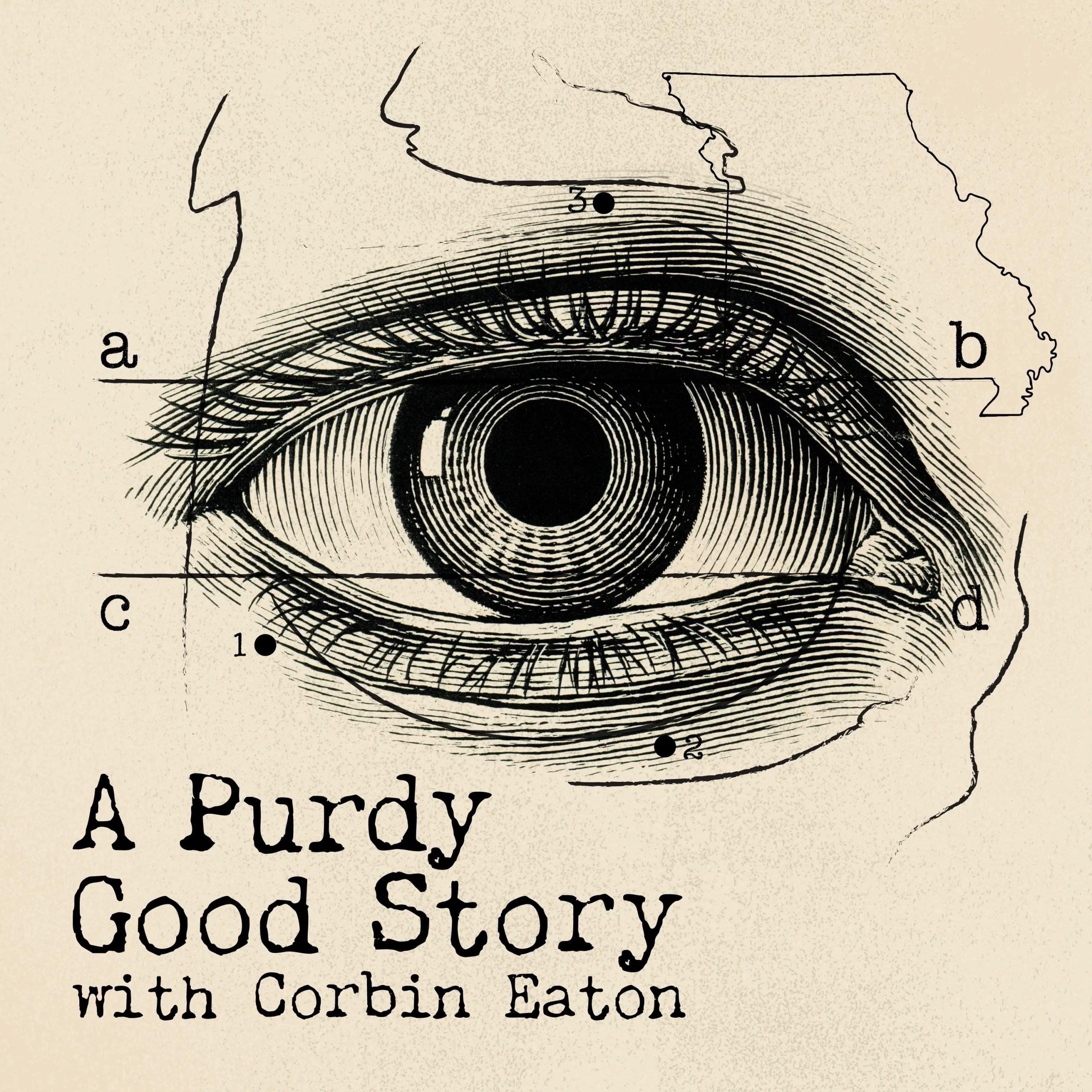A Purdy Good Story with Corbin Eaton - Logo
