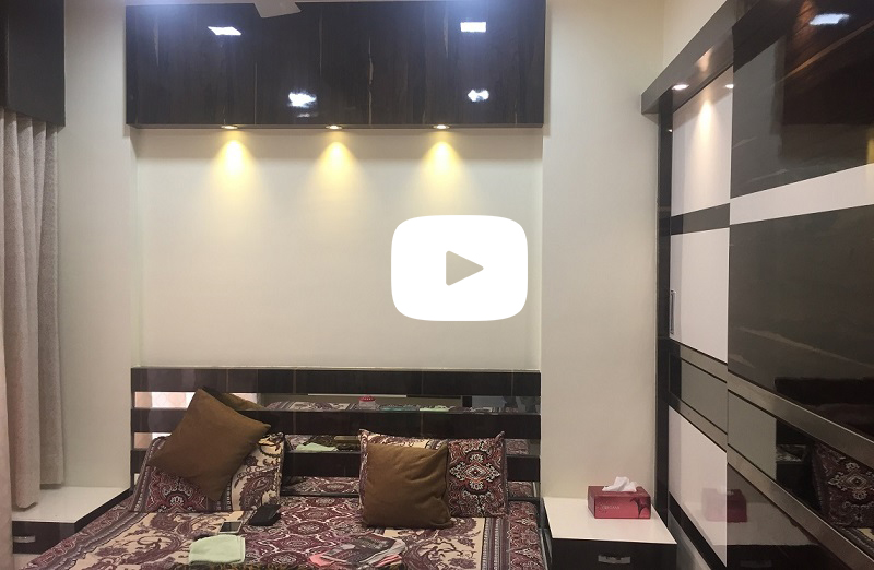 1BHK Home Interior Design