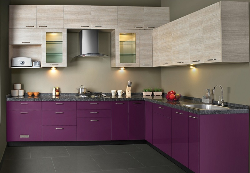 Branded Modular Kitchen Shop