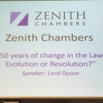 LORD DYSON AND THE MUNKMAN LECTURE 2017: 50 YEARS OF CHANGE: SELECTED EXTRACTS
