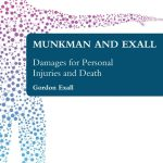 63 YEARS ON AND STILL ROLLING OFF THE PRESSES: MUNKMAN ON DAMAGES - ALBEIT WITH A NEW TITLE (1)