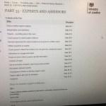 EXPERT EVIDENCE – UNDERSTANDING THE BASICS AND AVOIDING THE PITFALLS: WEBINAR 20th OCTOBER 2020