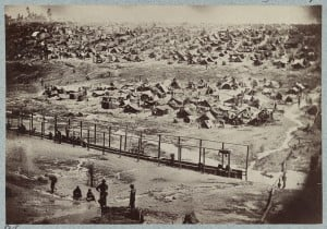 Andersonville Prison, August 17th 1864