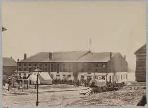 Libby Prison, April 1865
