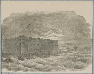 Fort Taylor in Key West, FL