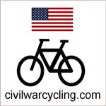 biking U.S. Civil War battlefields