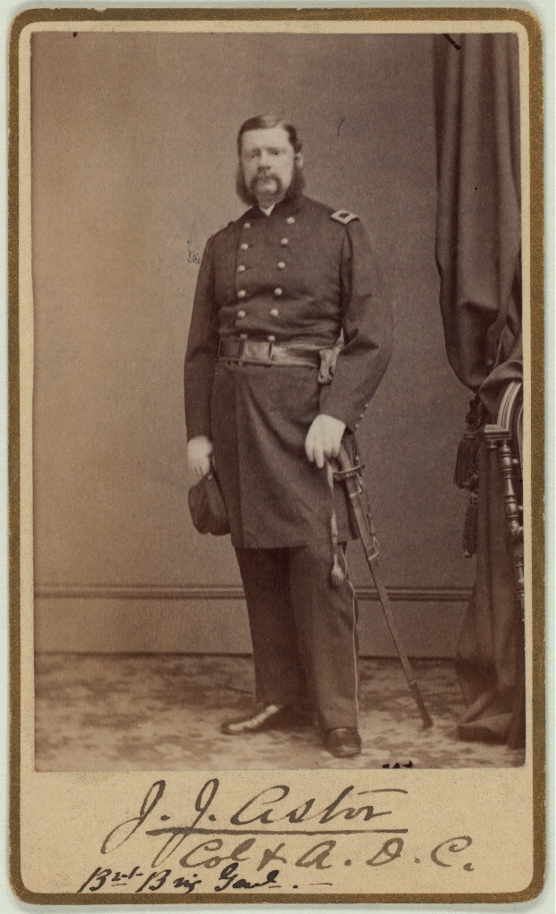 Civil War Cavalry Officers Beaufort