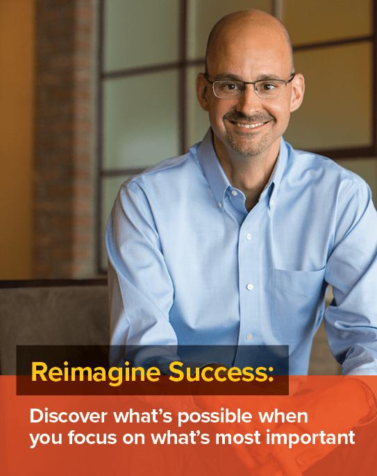 Reimagine Success with CJ McClanahan