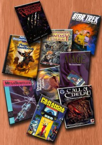 Roleplaying games