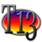 The Terminal Thirteen Logo
