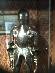 Image of field or tournament plate armour