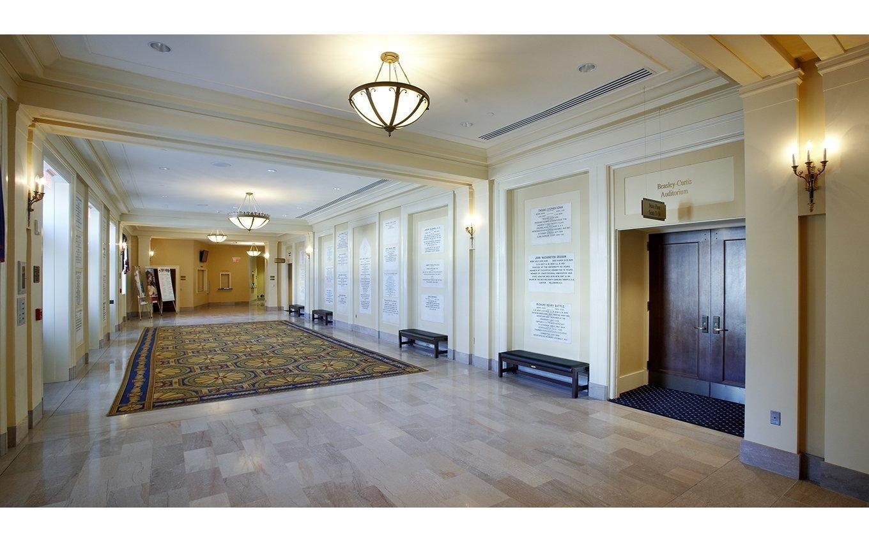 Unc Memorial Hall Civic