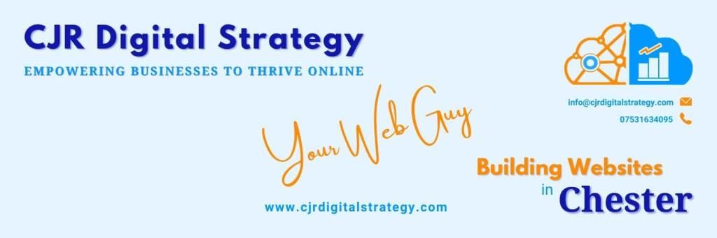 Twitter Header for CJR Digital Strategy