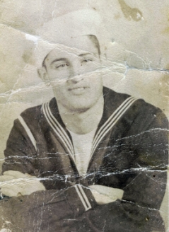 Benjamin Robledo US Navy