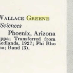 Census Sunday: William Wallace Greene Jr Counted Twice on 1930 Census
