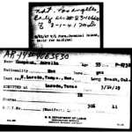 With Whom Did 2nd Great Grandmother Maria Aurelia Compean Immigrate from Mexico in 1919?