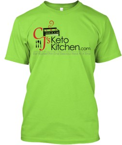 CjsKetoKitchen Merch