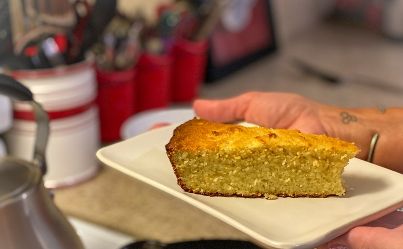 Keto Low Carb Cornbread