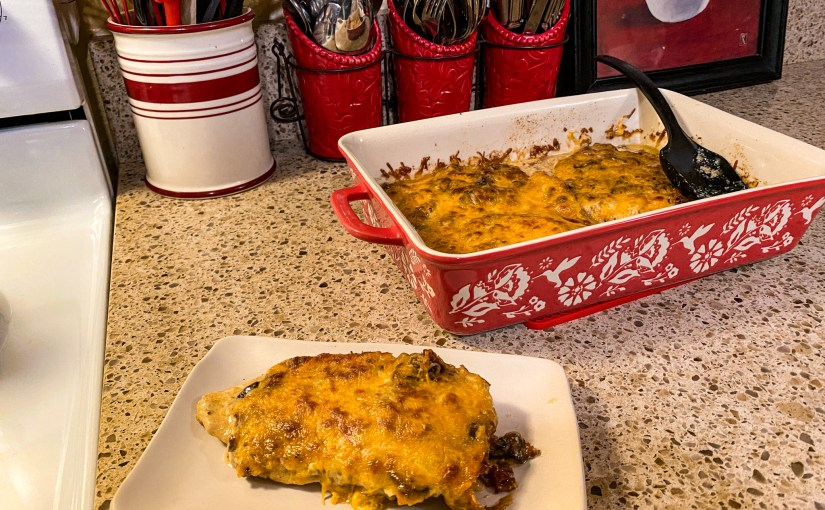 Keto Alice Springs Chicken – A Taste from Down Under